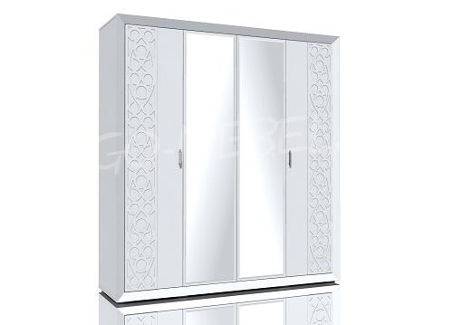 Адель Шкаф для одежды НМ 014.69