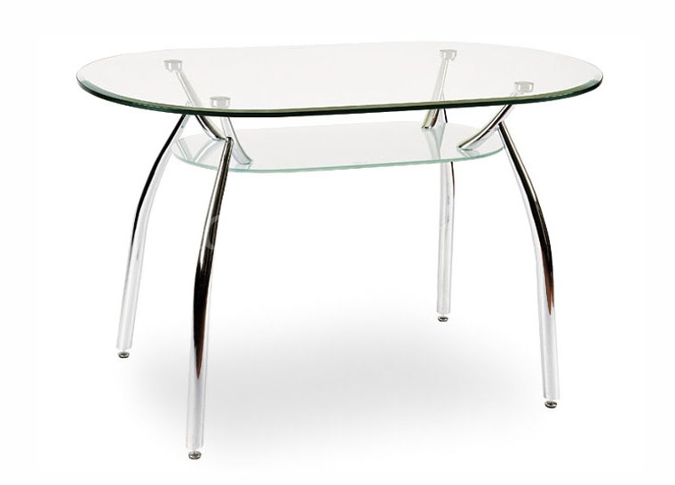 Стол стеклянный Олимп О 1200*700