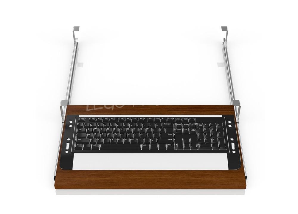 Стол письменный МД 1.04 с опциями