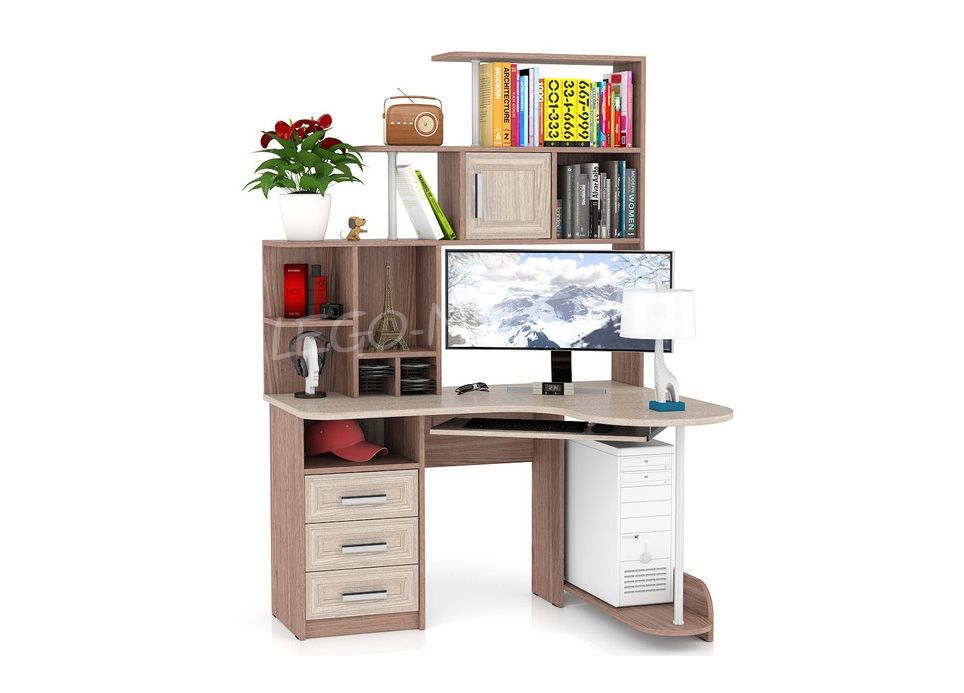 Стол компьютерный Варяг - 3